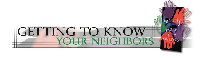 Getting to Know Your Neighbors