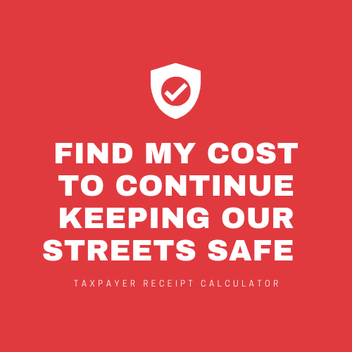Safe Streets Tax Icon