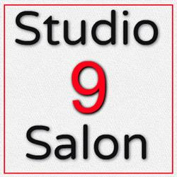 Studio9 Salon Logo